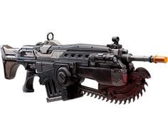 PDP proudly presents the officially licensed Gears of War 4 Prop Replica Lancer. Fans of the popular franchise will have no trouble showing off with their very own prop replica of Marcus Fenix's Customized Lancer featured in Gears of War accurately Halo Grunt, Lego Guns, Geek Room, Marvel Costumes, Princess Twilight Sparkle, Lego Military, Gears Of War, Cool Gear, Assault Rifle
