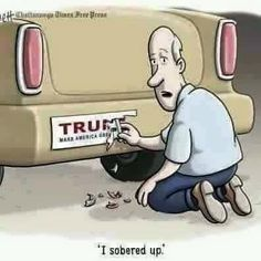 I hope all of the Trumpsters have reached or will reach this point soon.