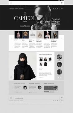 Capitol Couture by retiqule