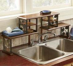 22 Best Over Sink Shelf Images Over Sink Shelf Shelf Shelves