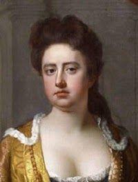 Ana Estuardo (1665-1714).El 1 de mayo de 1707 Inglaterra y Escocia se unían. Como soberana de la nueva Gran Bretaña se erigió Ana Estuardo, entonces reina de Inglaterra, una monarca que subió al poder por causas de fe y por falta de herederos directos de los anteriores monarcas ingleses y escoceses. Durante su reinado, además de restablecer el orden en Inglaterra y Escocia, tuvo que dirigir las posturas británicas en la guerra de Sucesión española.