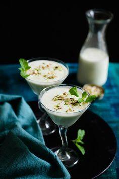 TTulsi and Honey Lassi  #Indian #Beverage