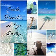 32 Ideas Travel Beach Quotes Flip Flops For 2019 Morning Images, Good Morning Quotes, Beach Keepsakes, Collages, I Love The Beach, Happy Summer, Happy Weekend, Beach Quotes, Paradis