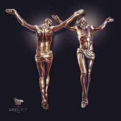 Christ silver part