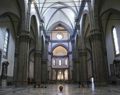 Cattedrale di Santa Maria del Fiore (interno), Firenze