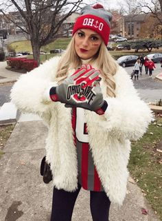 Ohio State accessories are perfect for gameday outfits at Ohio State  University! Ohio Game cd410e6f1