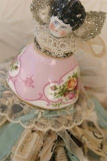 Tea cup fairy==I love this...right up my alley!