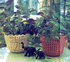 Crochet+Baskets+and+Bowls+Book | ... STAMFORD Crochet Pattern Book Molded BOWLS Planters BASKETS+