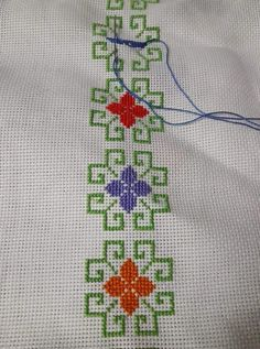 Cross Stitch Sea, Cross Stitch Bookmarks, Cross Stitch Borders, Cross Stitch Flowers, Cross Stitch Designs, Cross Stitch Embroidery, Blackwork, Crochet, Crafts