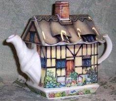 James Sadler teapot - Anne Hathaway's Cottage - Google Search