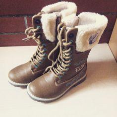 Boty na zimu pro Haničku