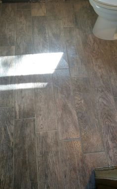 MARAZZI   Montagna Rustic Bay 6 in. x 24 in. Glazed Porcelain Floor and Wall Tile with natural grey grout