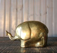 Brass Elephant / Buffalo Winter