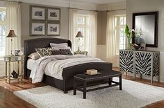 Doral Bedroom Collection