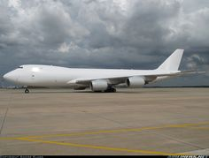 Boeing N6009F Boeing 747-8KZF/SCD aircraft picture