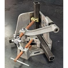 3 axis welding clamp from Eastwood. I'm in love...