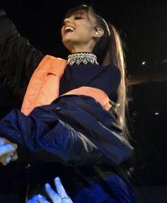 Ariana grande #arianagrande #letmeloveyou #dwt #dangerouswomantour #hmt #honeymoontour #ariana #grande