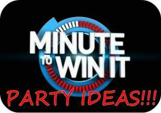 minute to win it bottle games | Place: Minute To Win It Game Printables Review