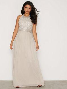 Decor Open Back Dress