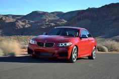 Заряженное компактное купе BMW M235i в качестве опции получит систему полного привода xDrive.