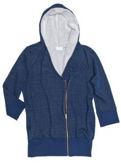 What a great hoodie by Hatch Collection!  #stylesquared