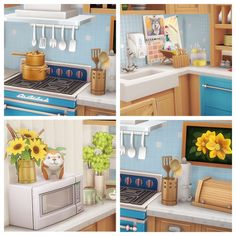 Daria, ID: llamalutionIrregular posting and occasional personal stuff Sims 4 House Plans, Sims 4 House Building, Maxis, The Sims 4 Pc, Sims Cc, Muebles Sims 4 Cc, Sims 4 Kitchen, Sims 4 House Design, Casas The Sims 4