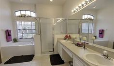 Ensuite to Master at The Lilley Pad in Legacy Park | Direct Villas Florida ID1556