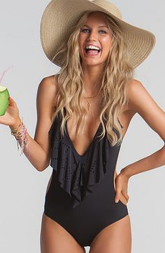 So excited that I just bought this swimsuit!!!Sunsetter Monokini by L*Space