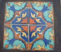 1920-039-s-Spanish-Mission-Revival-Tudor-Catalina-Island-California-Tile-Table Catalina Island California, Tile Tables, Mammoth Lakes, Vintage California, Spanish Revival, Tudor, Painting, Art, Art Background