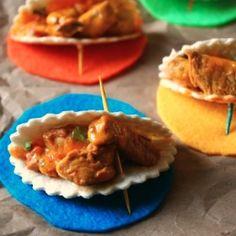 Chicken Taco Bites