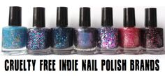 List of cruelty free indie nail polish brands swatches/reviews  via #squeakynails #polish #nailblogger - bellashoot.com