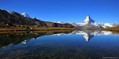Stellisee near Zermatt, end of September There is a wonderful hike on which you pass 5 mountain lakes. It is just amazingly beautiful! More photos on www. Zermatt, September 2013, More Photos, Lakes, Switzerland, Hiking, Mountains, Amazing, Nature