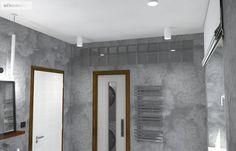 Díky použití luxfer se do prádelno-šatny dostane i přírodní světlo Divider, Bathtub, Bathroom, Furniture, Home Decor, Standing Bath, Washroom, Bathtubs, Decoration Home