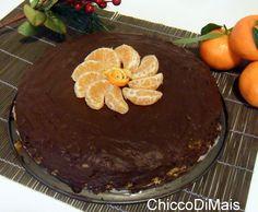 Torta al mandarino e cioccolato ricetta dolce il chicco di mais http://blog.giallozafferano.it/ilchiccodimais/torta-al-mandarino-e-cioccolato-ricetta-dolce/