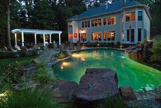While attending a dinner party at the home of a previous client, this homeowner could not help but notice all of the elements in this project and wanted similar elements in their yard. Having just completed the installation of a...