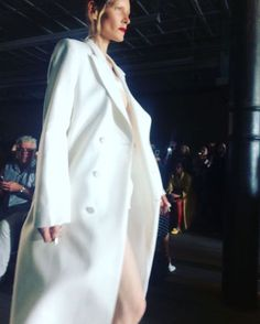 Chic clothing & accessories - THE destination for trendsetters around the world SHOP NOW!  - Kristen Owen returns to the Helmut Lang runway, as seen by Shayne Oliver #NYFW #LoveIt - Showing the #FashionWorld with my 👁👁 #PetiteFemme around the world #WorkHard #Showroom #Runway #Catwalk #LifeStyle #OutfitsWithStyle #FashionAddicted #FashionBlog #FashionBlogger #FashionStylist #Stylist #LoveMyJob #Elegance #Magazines #VisualMerchandiser #Events #ModelsModelsModels #Brands #HauteCouture…