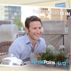 Your appointment is confirmed for the Season Finale.  #RoyalPains starts NOW. pic.twitter.com/11djBLSIZW