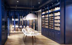 Le Grand Musée du Parfum, Le Concept Store - CBA, designing brands with heart
