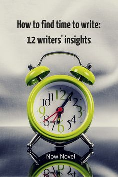 Asking 'how to find time to write' can indicate you haven't learned how to prioritize writing. Read 12 writers' advice for being a more…