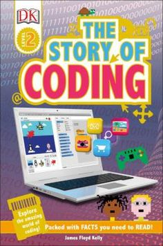 DK Readers L2: Story of Coding 6/17