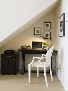 small office space ideas | 20 Home Office Designs for Small Spaces | Daily source for inspiration ...