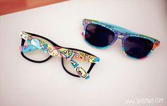 Bobsmade colorfun glasses