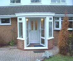 Image Result For Modern Front Porch Extension Design Uk Front
