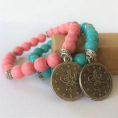 Beautiful bracelets and earrings... by Zeliha Eren on Etsy