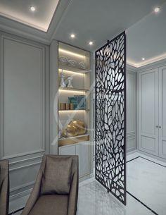 Modern Clic Villa Interior Design Riyadh Saudi Arabia