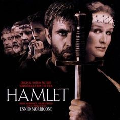 Hamlet : original motion picture soundtrack from the film [sound recording] / music by Ennio Morricone