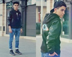 Tell Us The ...  (by Souhail Benomar) http://lookbook.nu/look/4515753-Tell-Us-The