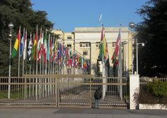 Organização das Nações Unidas - Conheça a sede européia! - Mega Roteiros. Dicas dos melhores destinos do mundo Em sua visita a Genebra, aproveite para conhecer a sede européia da Organização das Nações Unidas – ONU, é um passeio obrigatório na cidade! O Palais des Nations, inaugurado em 1936, abriga a sede européia do escritório da Organização das Nações Unidas – ONU em Genebra, Suíça. É um dos prin...  Leia mais em: http://megaroteiros.com.br
