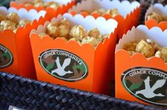 Duck Hunting Birthday Party Supplies | Duck Dynasty Boy's Birthday Party Ideas - Spaceships and Laser Beams