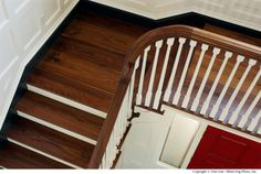 Laminate Stairs, Flooring For Stairs, Hardwood Stairs, Oak Stairs, Wide Plank Flooring, Wooden Stairs, Best Flooring, Wooden Flooring, Vinyl Flooring